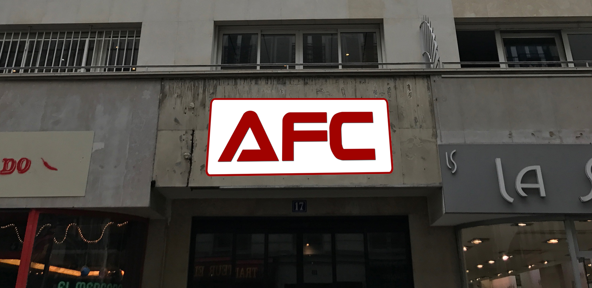 Choisir AFC - Centre affaire a Paris