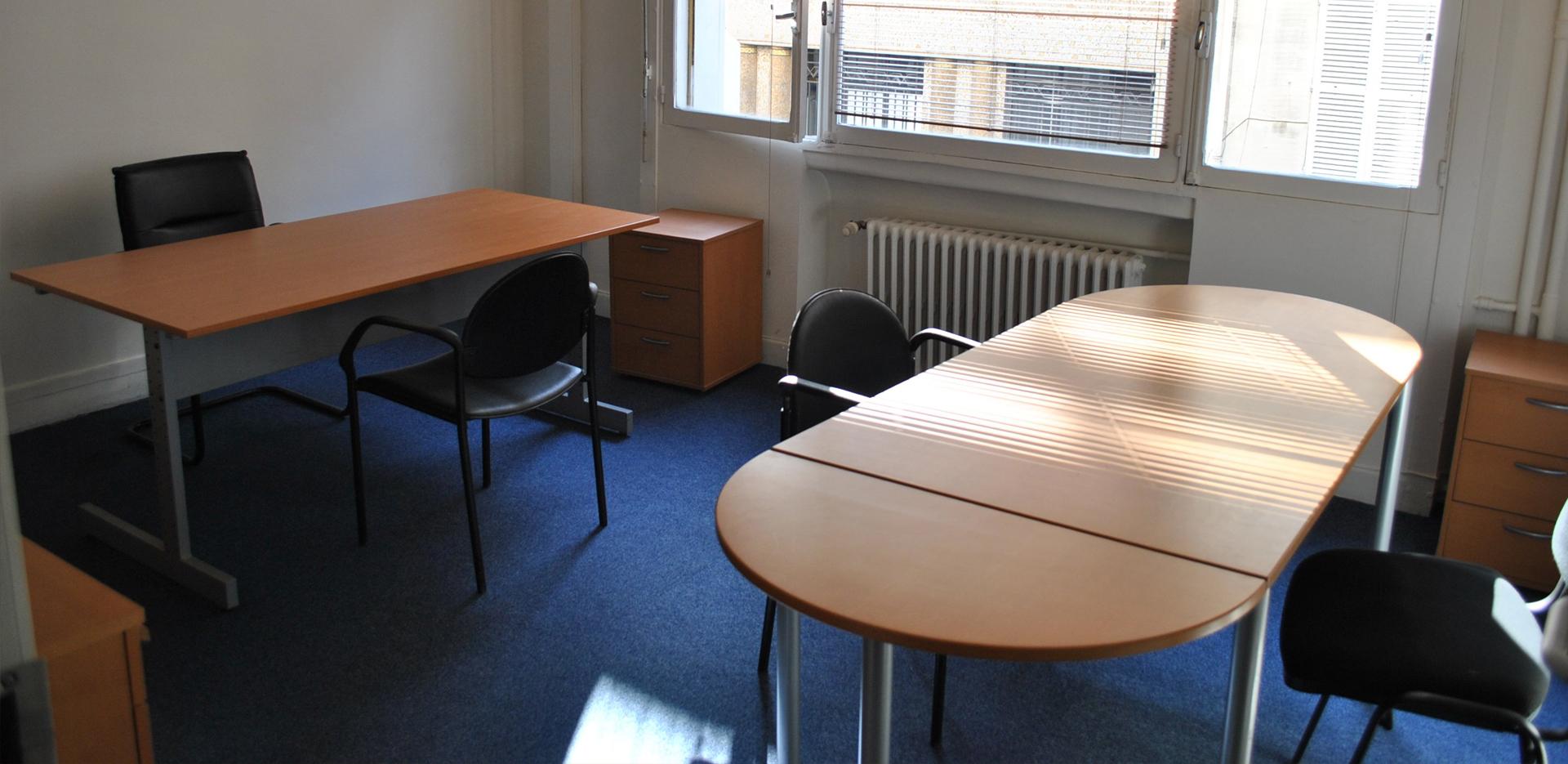 Location de bureaux - Centre Affaires AFC Paris