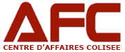Mentions légales - AFC Analyses Française de Communication à Paris
